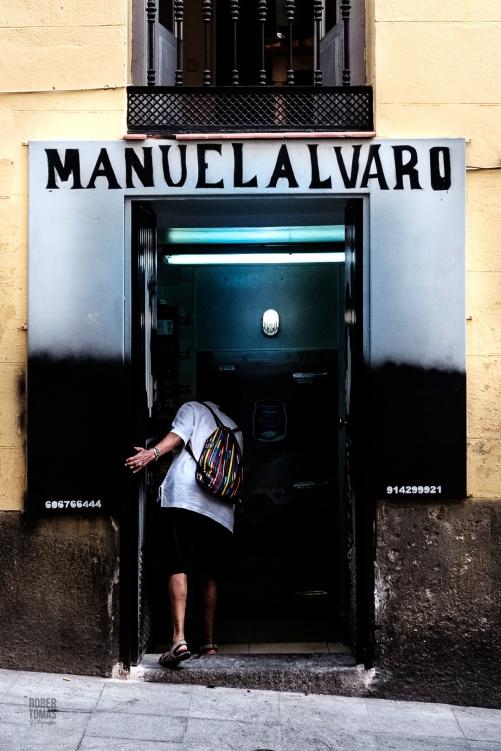 Fotos del curso de fotografía de madrid en julio 2017