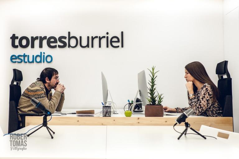 Reportaje empresa a estudio UX Torresburriel de Zaragoza por Rober Tomás