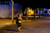 Roberto Tomás Sánchezfoto del pasado workshop de fotografia urbana nocturna en barcelona con rober tomas
