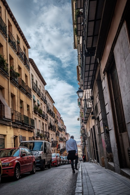 Workshop street photography en Madrid por Rober Tomas