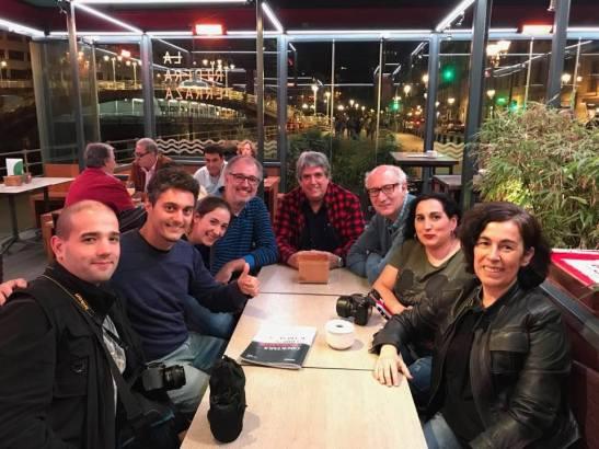 Workshop de street photography en Bilbao