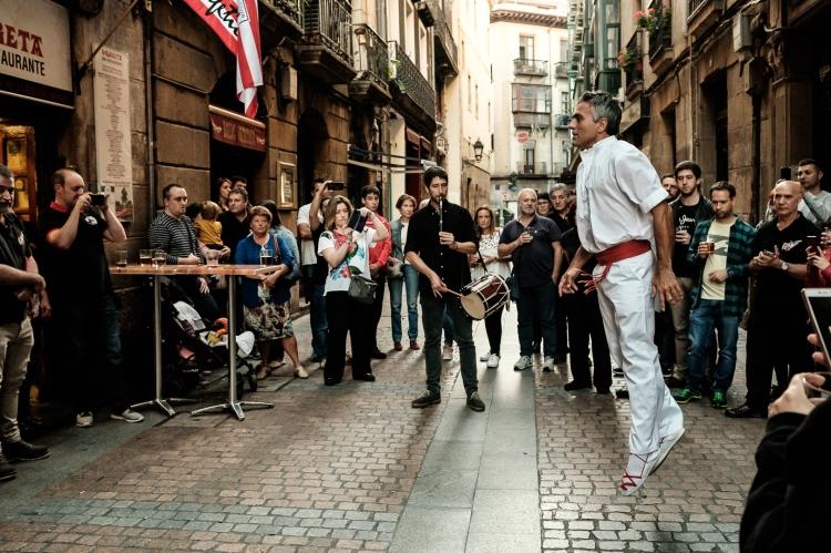 Workshop de fotografia callejera en Bilbao por rober tomas