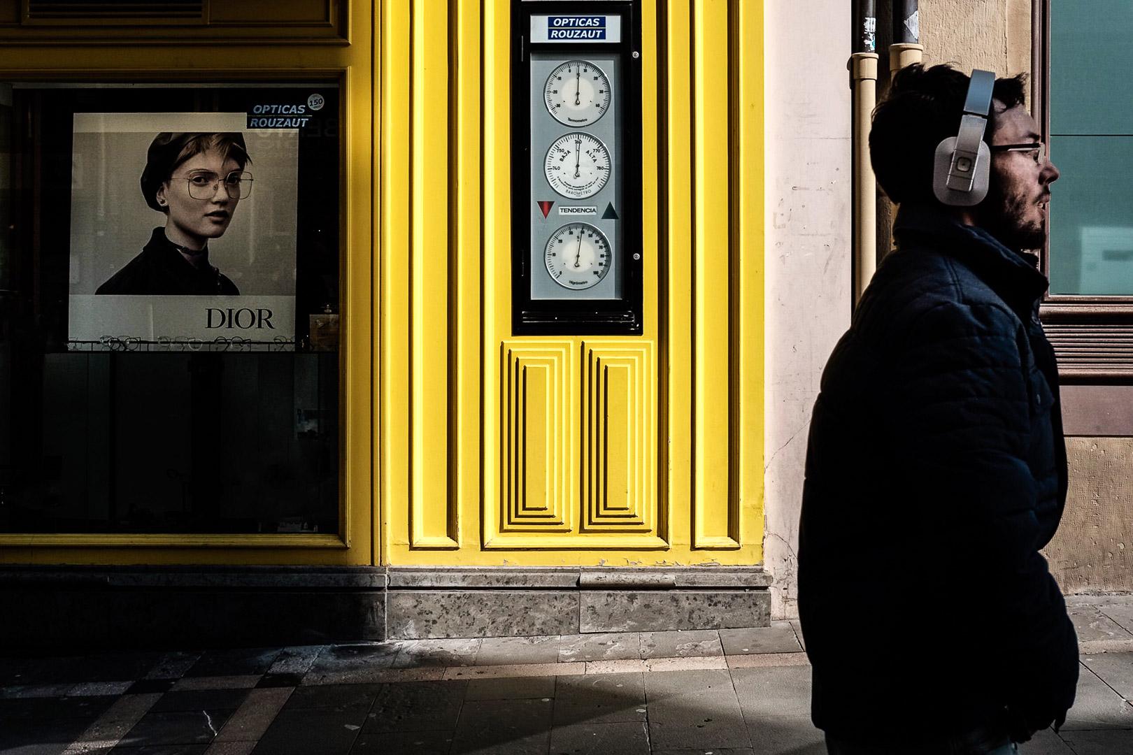 curso de fotografia de calle en Pamplona por Rober tomas