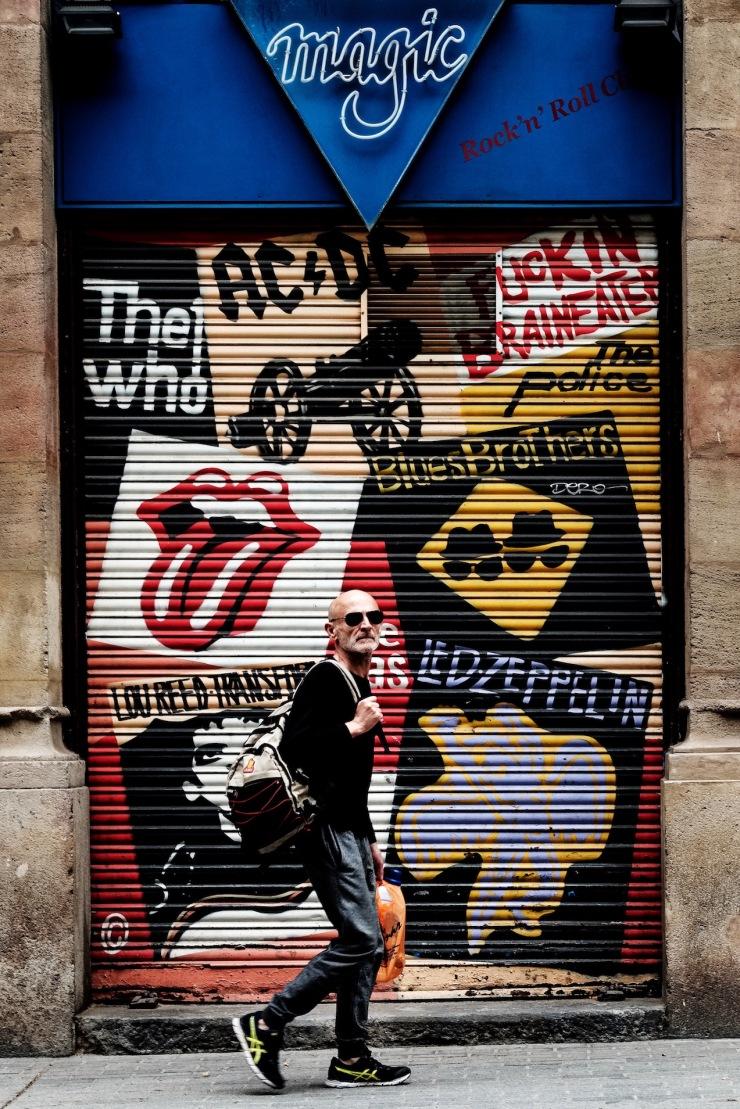 Workshop de Fotografia de Calle en Barcelona con Rober Tomas