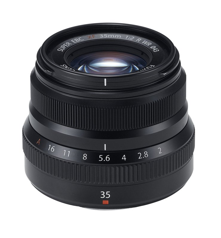 Fujinon 35mm f2 WR objetivo para Fujifilm X