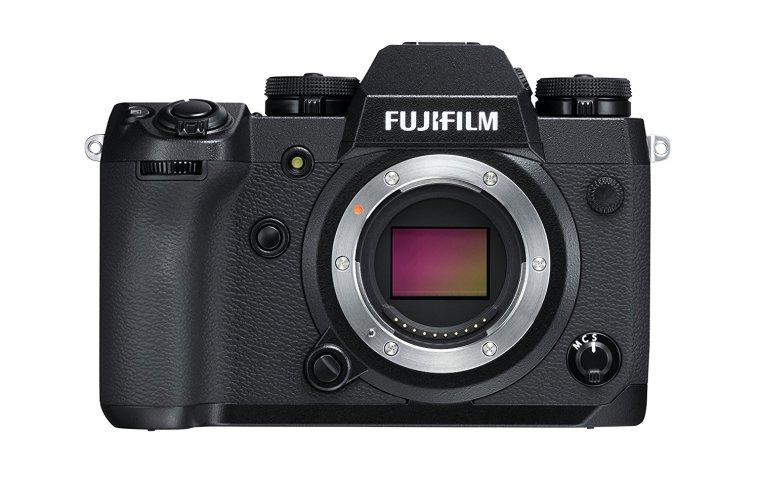 Fujifilm X-H1 camara sin espejo 4K la mejor cámara para video
