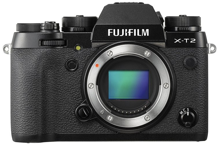 Fujifilm x-t2, camara sin espejo todoterreno
