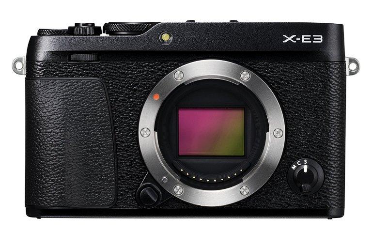 Fujifilm X-E3 camara sin espejo para fotógrafos de calle