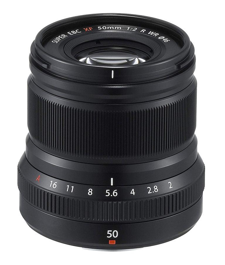 Fujinon 50mm f2 WR objetivo para Fujifilm X