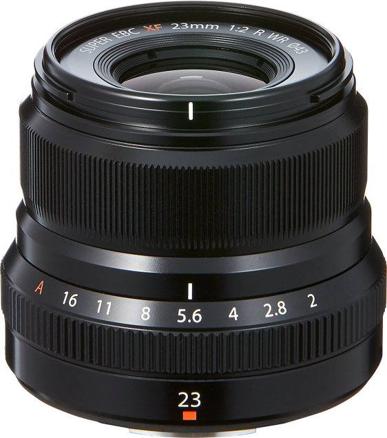 Fujinon 23mm f2 WR para Fujifilm X