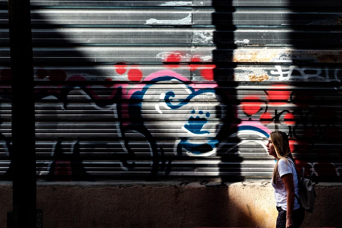 Workshop Fotografía de Calle en Madrid octubre 2018 Rober Tomas