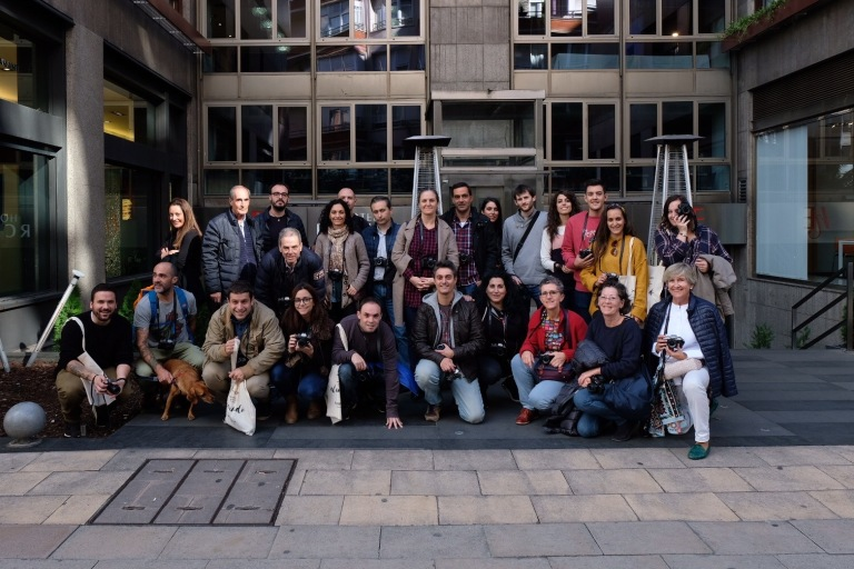 photowalk Bilbao Fujifilm Rober Tomas