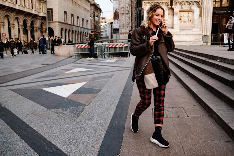 fotos del workshop de street photography en Milano (Italia) de Rober Tomas