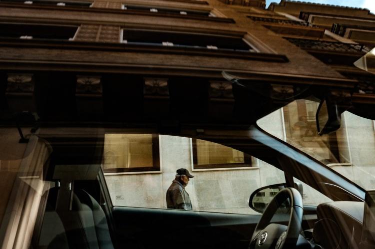Taller de fotografía de calle y edición gráfica Rober Tomas Zaragoza