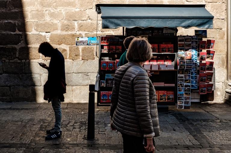 Fotografias del taller de fotografia de calle en Toledo por Rober tomas