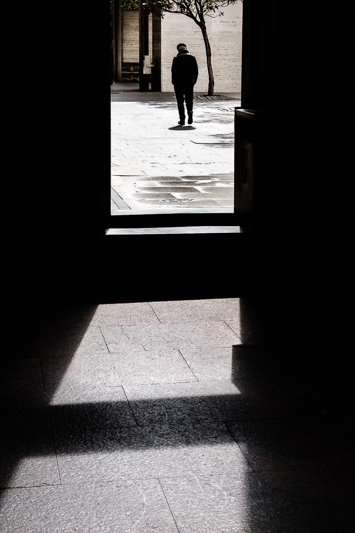 Proyecto de fotografia de calle: Despersonalizados. Por Rober Tomás