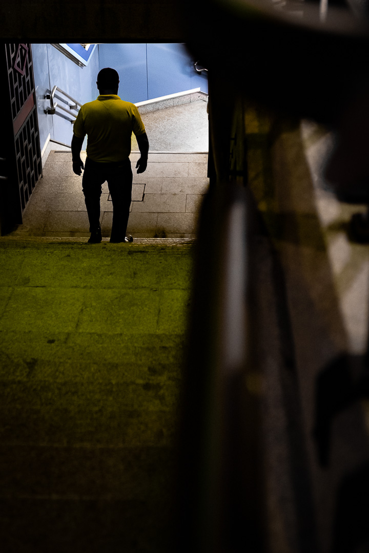 Proyecto de fotografia de calle: Despersonalizados. Por Rober Tomás http://robertomasfoto.com