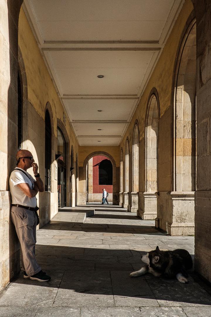 Fotos del taller de street photography en Gijon de Rober Tomas http://robertomasfoto.com