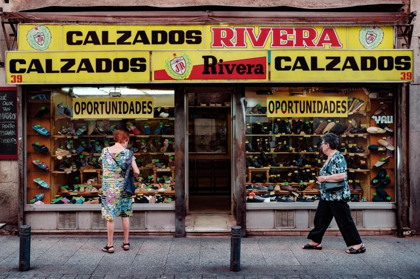 Taller de Street photography en Madrid por Rober Tomas
