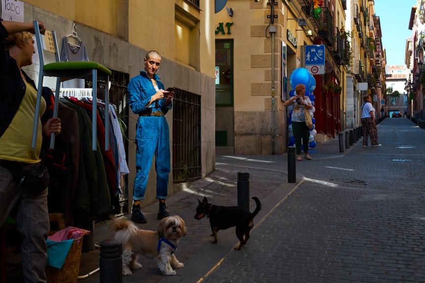 Taller de Street Photography en Madrid. Rober Tomas