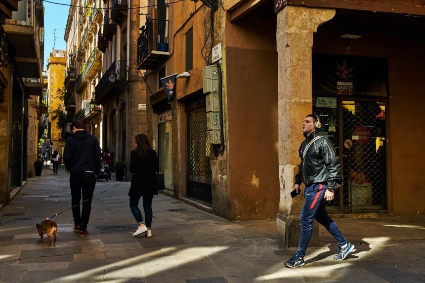 Taller de Street en Barcelona Rober Tomas