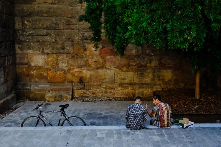 Taller de Fotografia de Calle en Barcelona