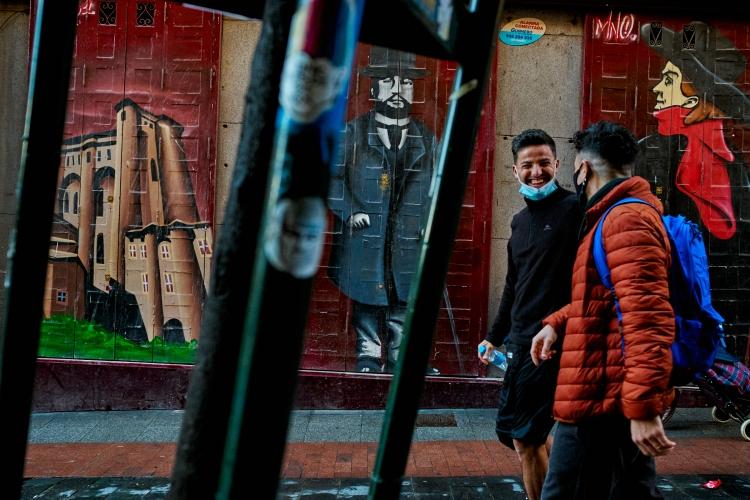 Taller de fotografía de calle en Madrid http://robertomasfoto.com