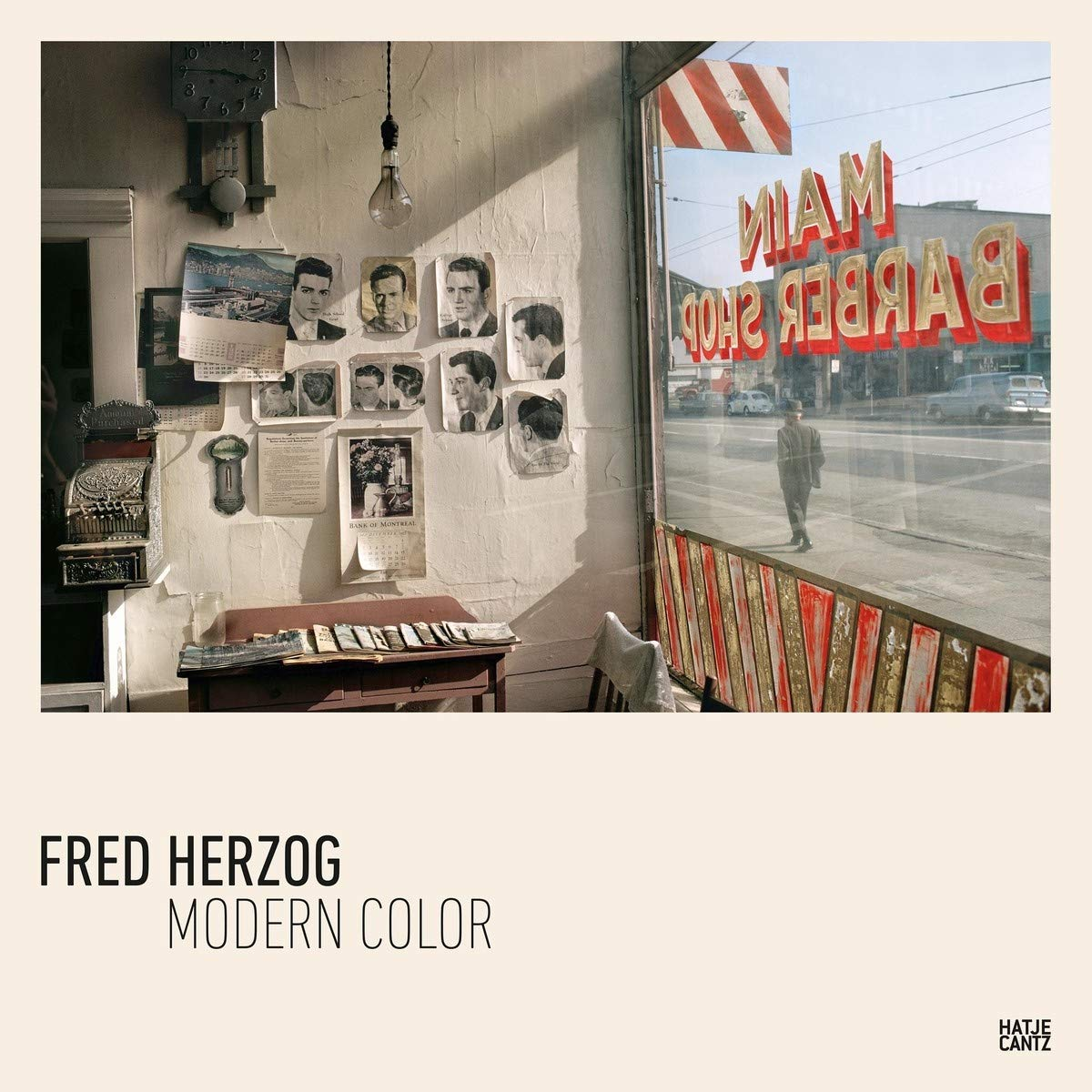 Fred Herzog, Modern Color