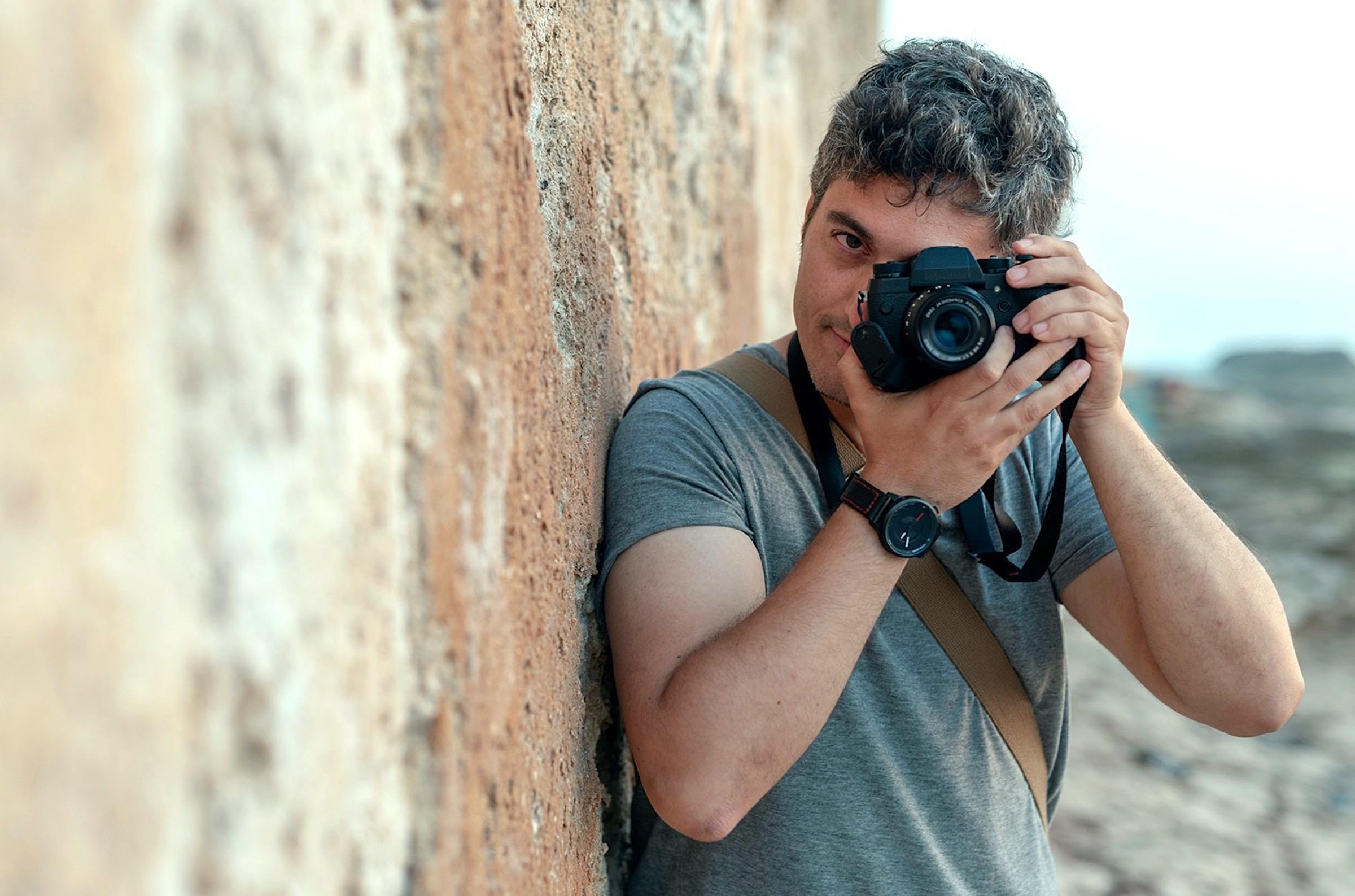 Rober Tomas, Fotografo de Zaragoza, Profesor de Fotografía y Creador de Contenido