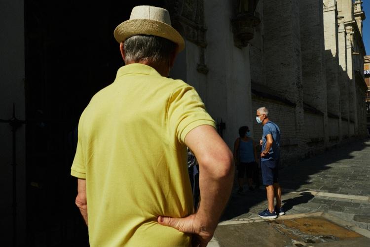 Taller de fotografía de calle en Sevilla, con Rober Tomas,  http://robertomasfoto.com